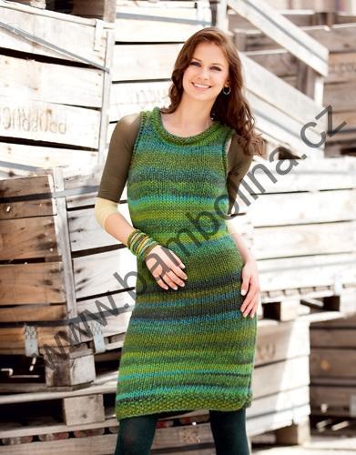 9415cf9f1116 KATIA - INCA - pletené šaty