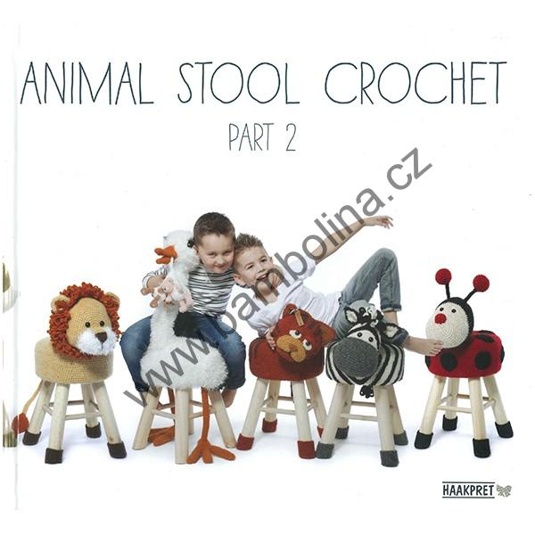 Animal Stool Crochet - PART 2 (EN)