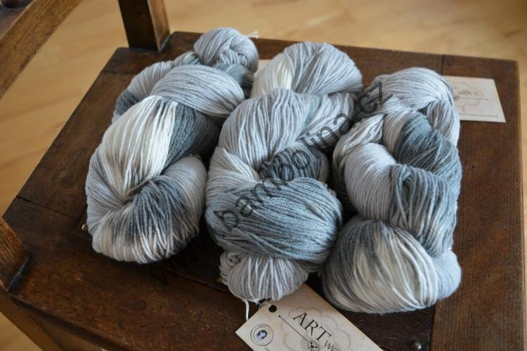 ADR - ARTWOOL 410 - multicolor grey