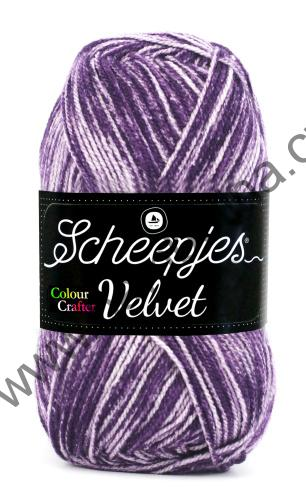 SCHEEPJES - COLOUR CRAFTER VELVET 859