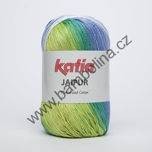 KATIA - JAIPUR 215 - Green-Blue-White