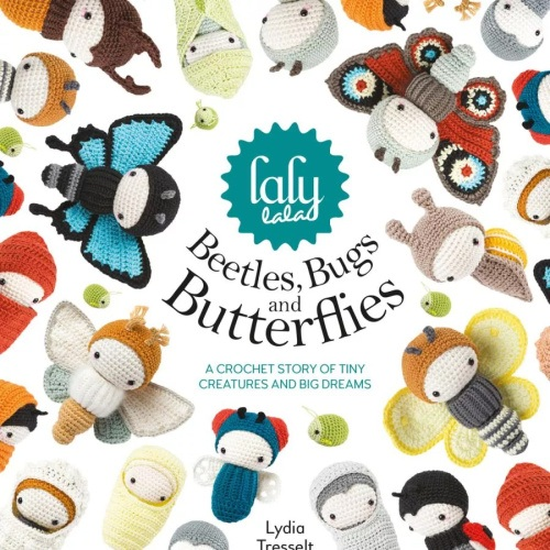 Lalylala's Beetles, Bugs and Butterflies (EN)