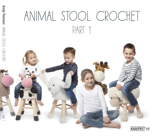 Animal Stool Crochet - PART 1 (EN)