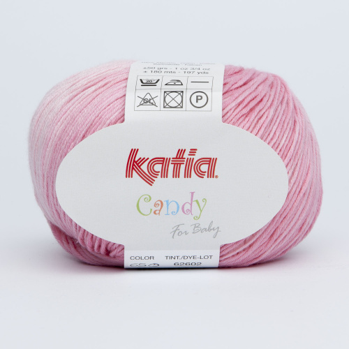 KATIA - CANDY 650 - Rose
