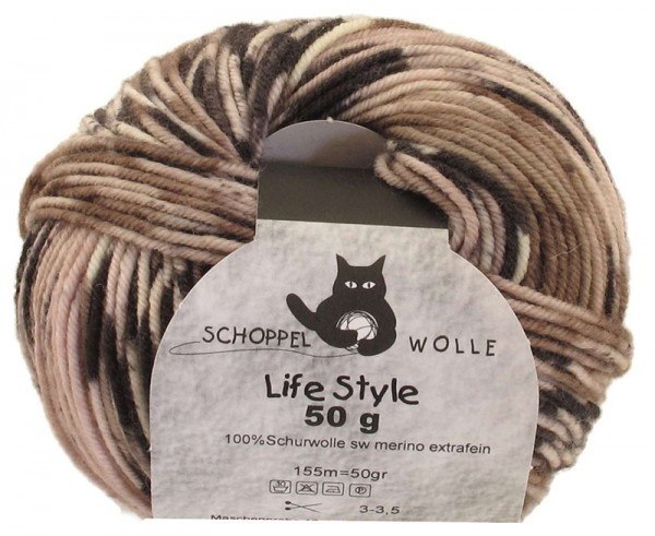 SCHOPPEL WOLLE - LIFE STYLE 1864