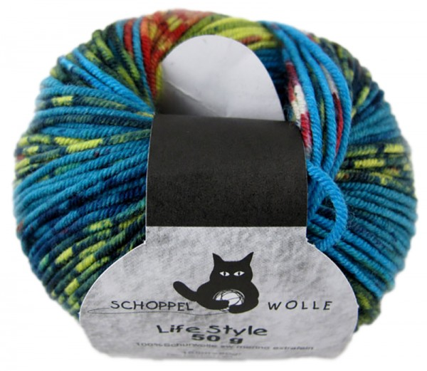 SCHOPPEL WOLLE - LIFE STYLE 2184