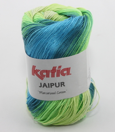 KATIA - JAIPUR 216 - Blue-Green