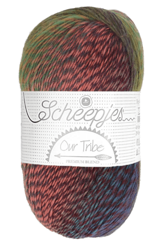 SCHEEPJES - OUR TRIBE 987