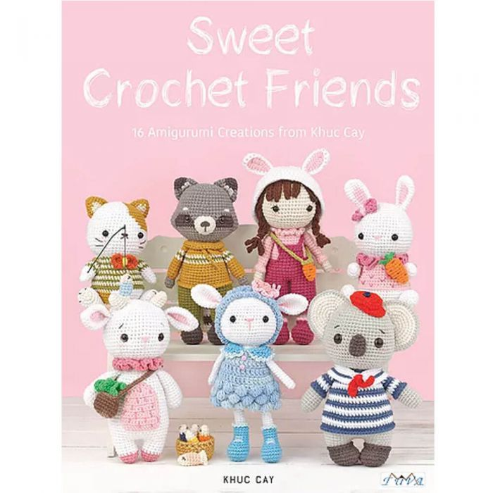 Sweet Crochet Friends (EN)