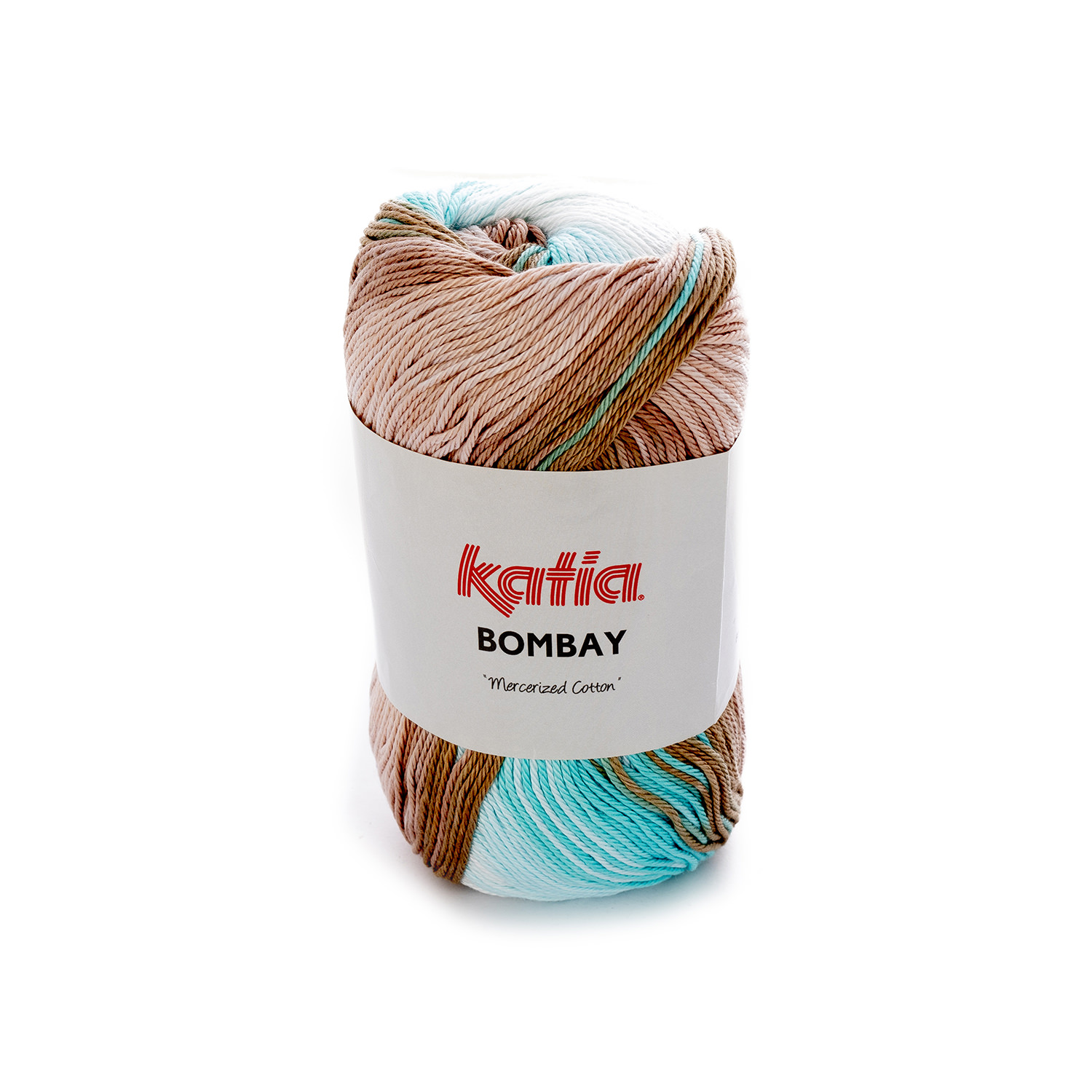 KATIA - BOMBAY 2031 -  Blue/Bluegreen/Beige/White