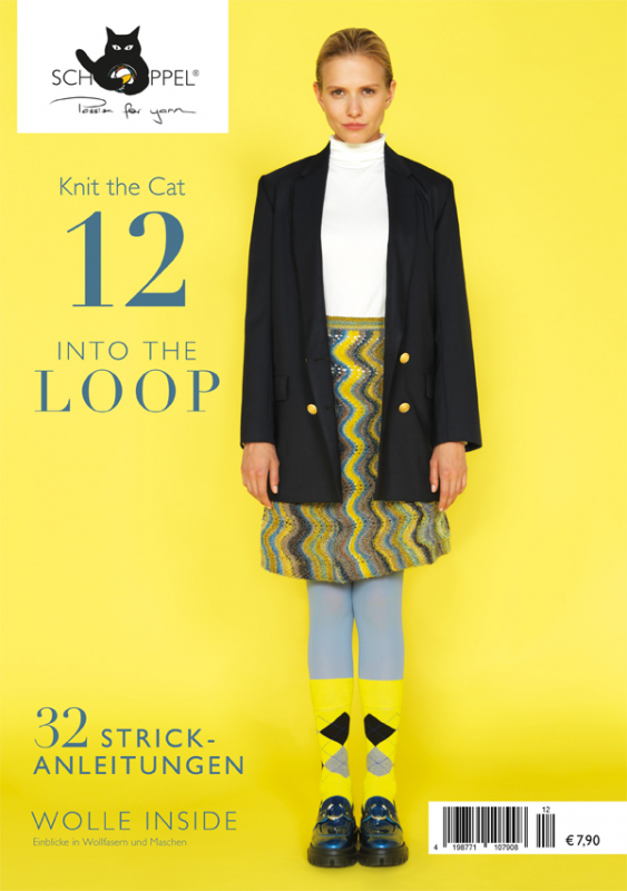 SCHOPPEL WOLLE - KNIT THE CAT 12 - INTO THE LOOP (DE)