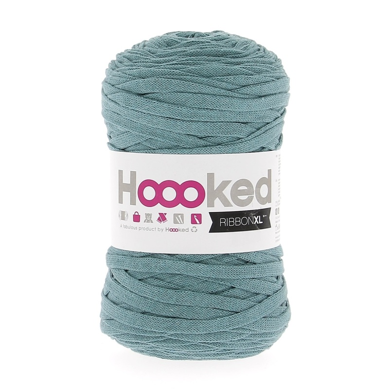 HOOOKED - RIBBON XL - Emerald Splash