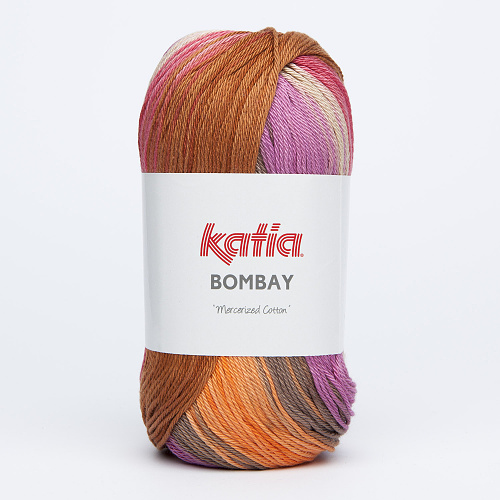 KATIA - BOMBAY 2018 - Orange-Brown-Beige-Coral