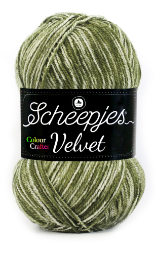 SCHEEPJES - COLOUR CRAFTER VELVET 855