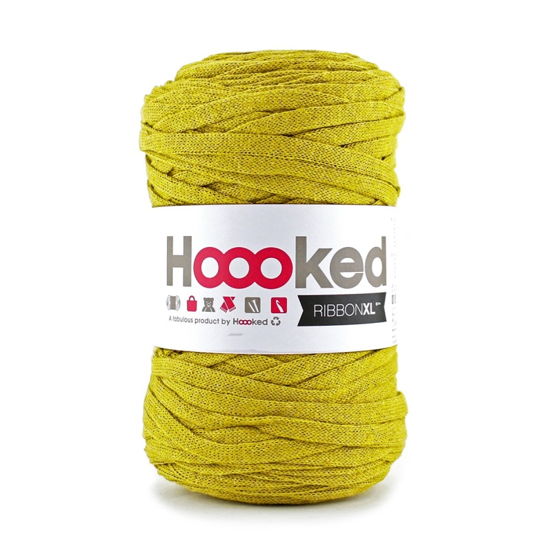 HOOOKED - RIBBON XL - Spicy Ocre