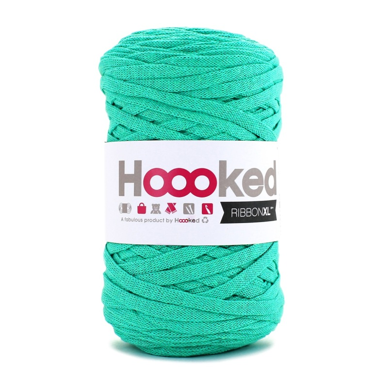 HOOOKED - RIBBON XL - Happy Mint