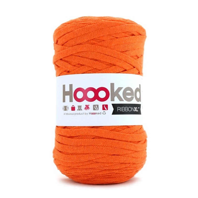 HOOOKED - RIBBON XL - Dutch Orange