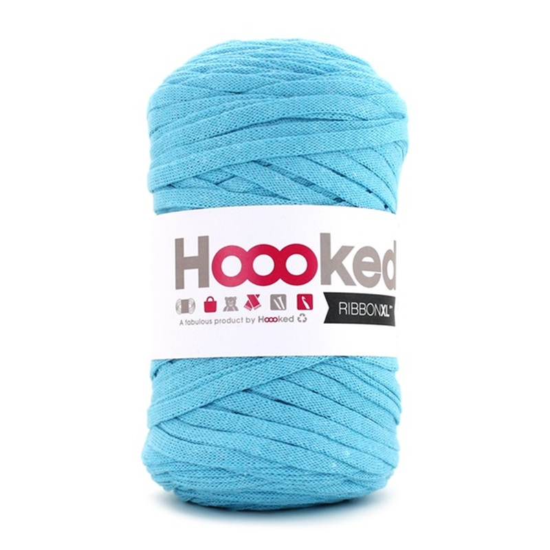 HOOOKED - RIBBON XL - Sea Blue