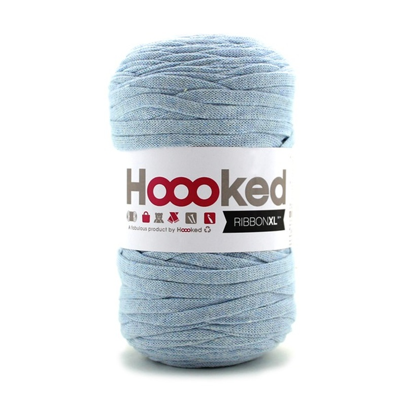 HOOOKED - RIBBON XL - Powder Blue