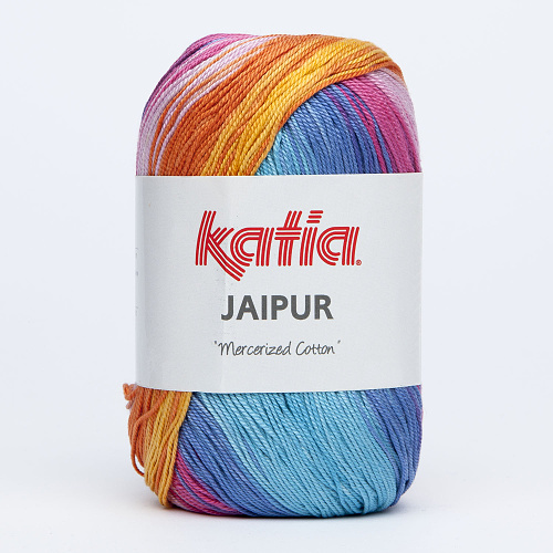KATIA - JAIPUR 213 - Orange-Rose-Turquoise