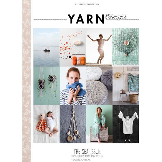 SCHEEPJES - YARN 1 - The Sea Issue (EN)