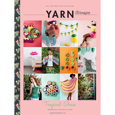 SCHEEPJES - YARN 3 - Tropical Issue (EN)